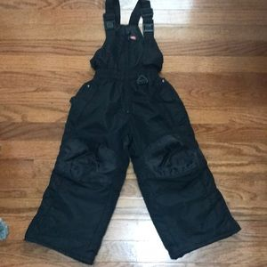 Other - Black Rugged Bear Coverall Snow Suit Size 2/3